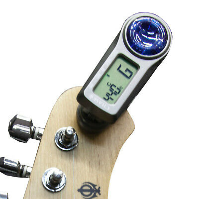 Chase Chromatic Tuner - Clip-On Tuner - Guitar, Ukulele, Electric Bass & Violin