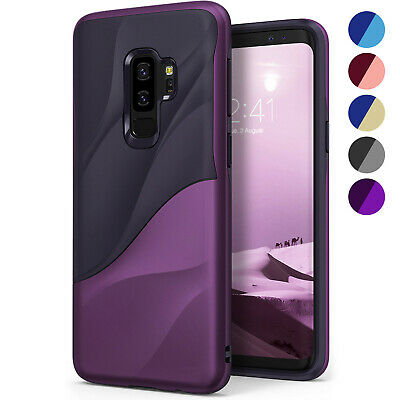 For Samsung Galaxy S9 Plus Ringke Shockproof Dual Layer Design Case Cover 2019