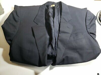 GUCCI MEN'S SUIT Jacket & Pants Size 52 7 R Made In Italy