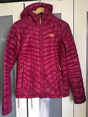 The North Face Pink Thermoball In Medium Great Condition