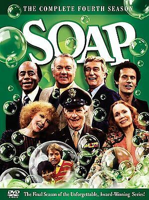 Soap Complete Fourth Season Dvd Box Set Four 4 New/Sealed