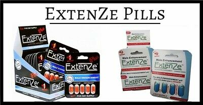 ExtenZe Male Enhancement Sex Pills - TWIN PACK  - Sexual Desire