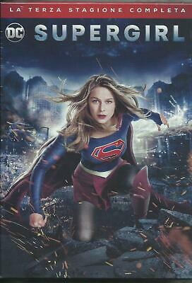 Supergirl. Season 3 (2018) 5 DVD