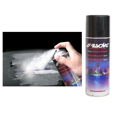 Sticker Remover Spray Rimuovi Adesivi da Auto 200ml Simoni Racing