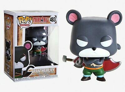 Funko Pop Animation: Fairy Tail - Panther Lily Vinyl Figure Item #30596