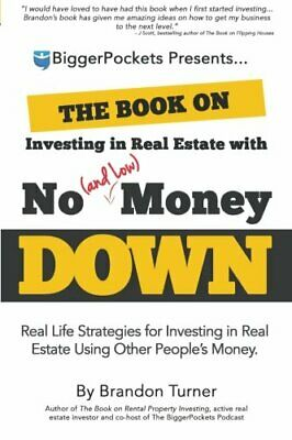 The Book on Investing in Real Estate with No (and Low) Money Down..[E-b00k, PDF]