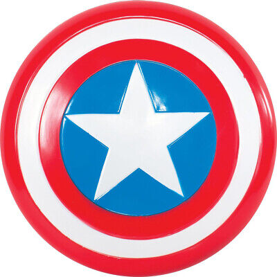 12 Inch Captain America Avengers Childs Toy Costume Prop Shield