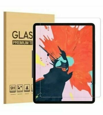 "100% Genuine TEMPERED GLASS Screen Protector for New Apple iPad Pro 12.9"" 2018"
