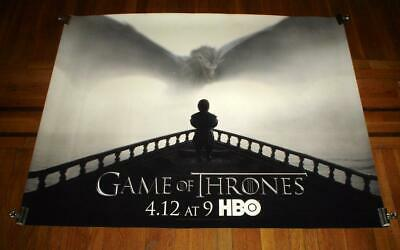 HBO GAME OF THRONES SEASON 5 5FT subway POSTER 2015