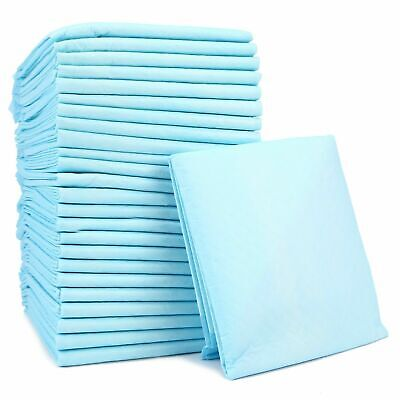 60PCS Disposable Bed Pads Incontinence Sheets Baby Changing Mats 60cm x 90cm