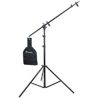 Flashpoint 11.5' 5-Section Super Light Stand/Boom Extension/Reflector Holder Arm