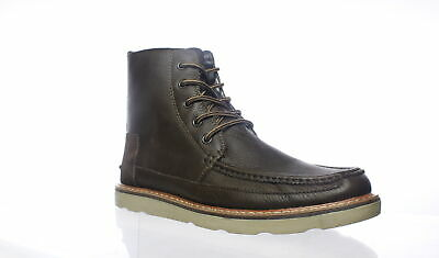 55d77aae388 TOMS MENS SEARCHER Boot Brown Ankle Boots Size 8.5 (262674)