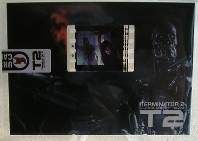 Terminator 2 Judgment Day Film Cell Card FC1 [ Variant 5 ]