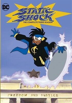 STATIC SHOCK TV SERIES COMPLETE THIRD SEASON 3 New Sealed DVD