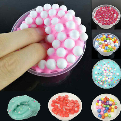 Putty Fluffy Floam Slime Stress Relief Kids Toy No Borax No Scented - UK Stock