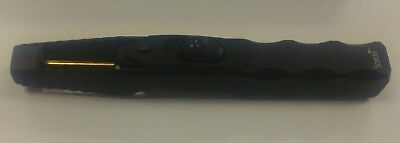 Scorch X-Series Saber Torch Single Jet Butane All Black Cigarette Cigar New