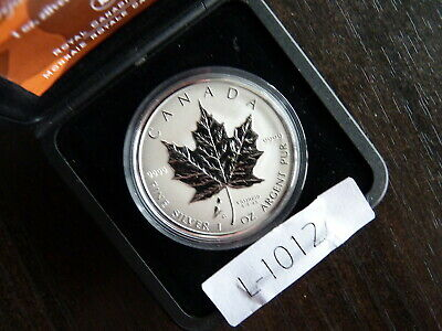 CANADA 2005 5 dollar maple leaf privy mint COA   LIBERATION  NETHERLAND TULIP