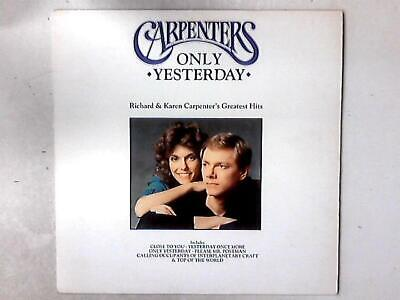 Only Yesterday - Richard & Karen Carpent (Carpenters - 1990) AMA 1990 (ID:15605)