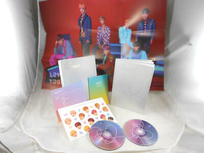 New Display Copy BTS Love Yourself: Answer    2 CD Digipack  Version S