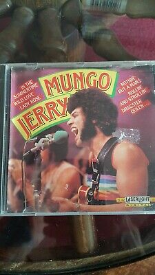 CD mungo Jerry greatest hits