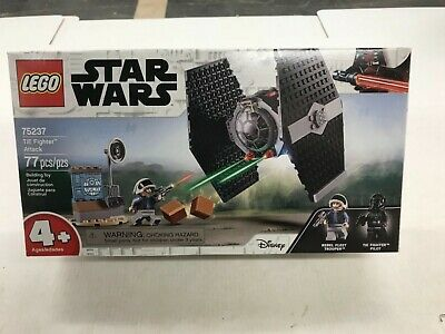 LEGO Star Wars Tie Fighter Attack #75237 77 pcs NIP