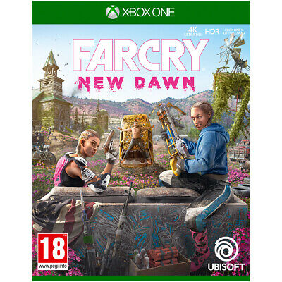 Xone Far Cry New Dawn Ita