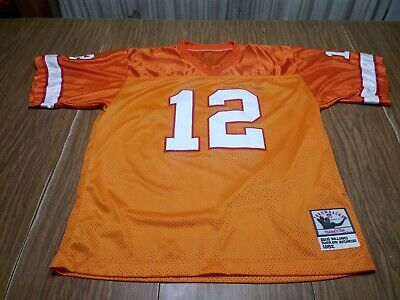 huge discount 04124 aa527 1982 TAMPA BAY Buccaneers Doug Williams Throwback Sewn Jersey Mens size 50?