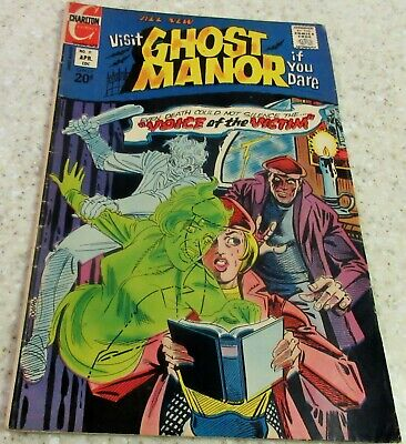 Ghost Manor 11 (FN/VF 7.0) 1973 Ditko story and cover! 30% off Guide!