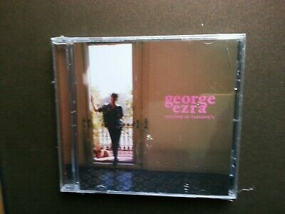 GEORGE EZRA - Staying at Tamara's  (CD SEALED).....£5.99   FREEPOST