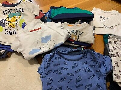 Baby Boy Clothes 6 - 9 Months Build/ Make a Bundle Large/ Huge Multi Listing