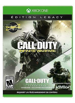 Activision Call of Duty: Infinite Warfare LE XB1 French - Xbox One