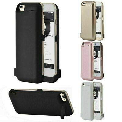 10000mAh Charger Case External Battery Power Bank Pack For iPhone 6G, 6S, 7 & 8