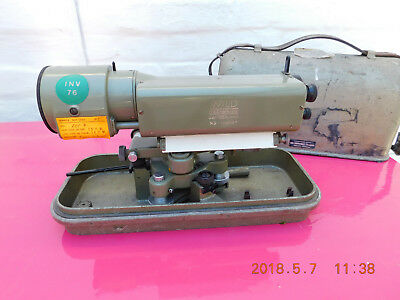 Wild Heerbrugg N3 SWITZERLAND  INV 76 High Accuracy Precision Level ( 1961 ???)