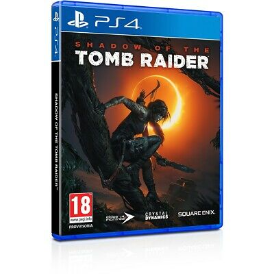 Sony PS4 Shadow Of The Tomb Raider