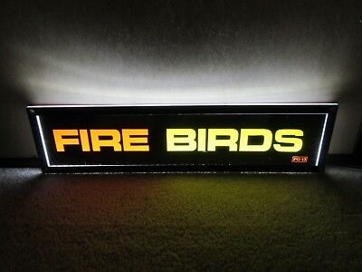 *** FIRE BIRDS [1990] *** D/S 5x25 [LARGE] MOVIE THEATER POSTER [MYLAR] ***