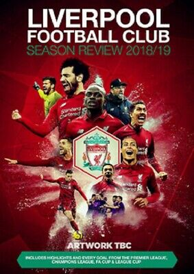 Liverpool FC End of Season Review 2018 2019 New DVD