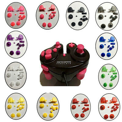 For Nintendo Gamecube Controller Mod Complete button set with Thumbsticks Lots L