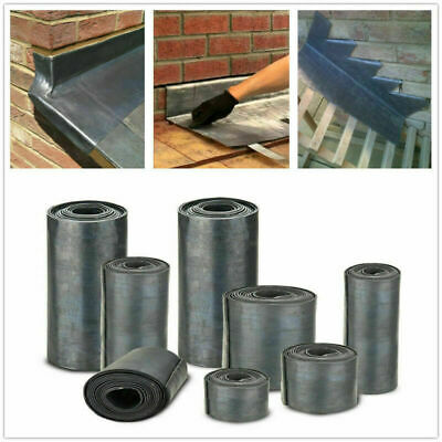 CODE 3 LEAD FLASHING ROLL, FOR ROOF / ROOFING CONSERVATORY 2 3 4 m ROLLS MIDLAND