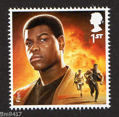 2015 SG 3768 1st NVI Finn from 'Star Wars: The Force Awakens' PSB DY15 - MINT