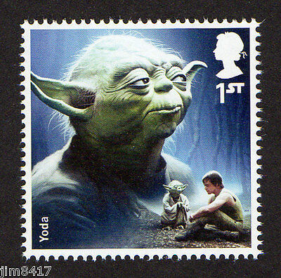 2015 SG 3759 1st NVI Yoda from 'Star Wars: The Force Awakens'  PSB DY15 MINT