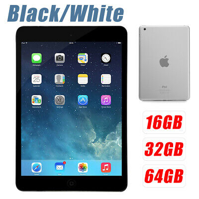 Factory Unlocked Apple iPad Mini 16/32/64GB Wifi 7.9'' New & Sealed+1yr Warranty