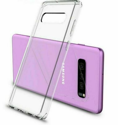 Cover Shockproof Case for Samsung Galaxy S10 S10 Plus Ultra Slim Silicone Clear