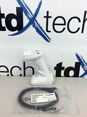 (TDX295) Zebra DS2278 Wireless Scanner Kit w/ Cradle & Cord DS2278-SR0018CZZWW