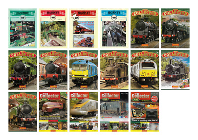 HORNBY CLUB MAGAZINE COLLECTION - Back Issues, 2000 - 2014 - See listing details
