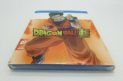 Dragon Ball Super Part 7 Blu Ray Gohan Slipcover Set Brand New Sealed 2 Disc