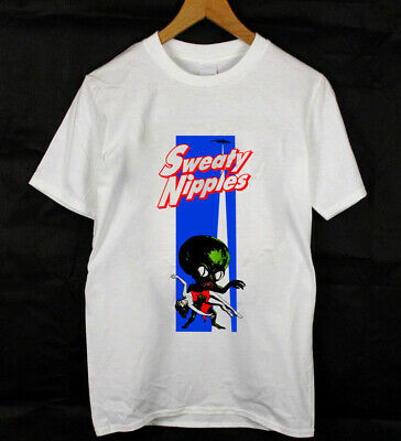 Sweaty Nipples Shirt 1996 90s Ringer Band NWOT Funk Metal gildan reprint T-Shirt