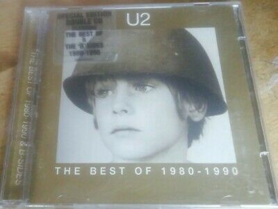 U2 - the best of 1980-1990 & B-sides (2CD limited edition 1998)