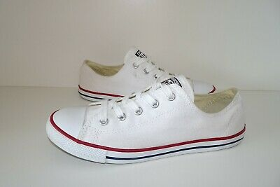CONVERSE All Star Sneaker Chucks Weiß Gr. 38.5 TOP!