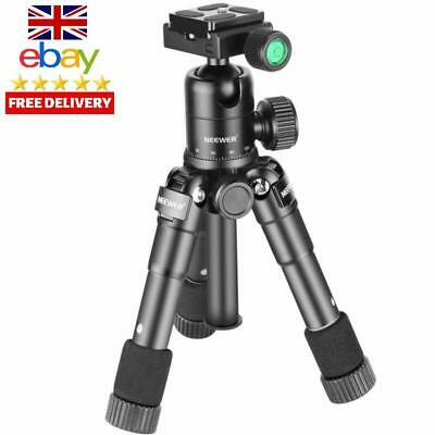 Neewer 20 Inches/50 Centimeters Portable Compact Desktop Macro Mini Tripod With