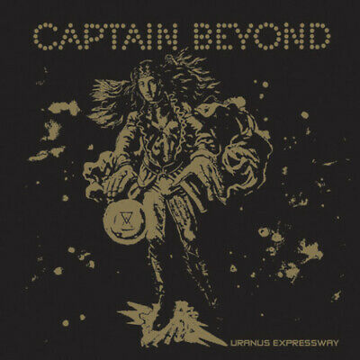 "Captain Beyond - Uranus Expressway [New 7"" Vinyl] Gold, Ltd Ed"